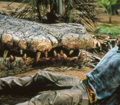 Crocodile 2: Death Swamp online
