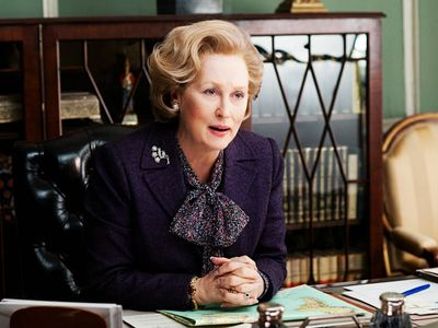 watch The Iron Lady streaming