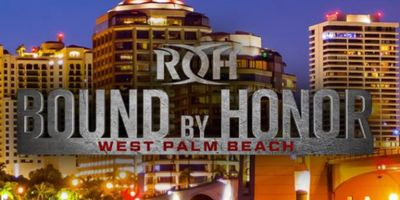 ROH Bound by Honor - West Palm Beach, FL STREAMING