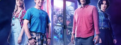 Bill et Ted Sauvent l'univers online