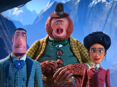 watch Missing Link streaming