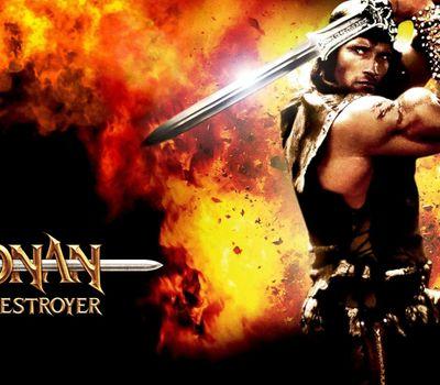 Conan the Destroyer online