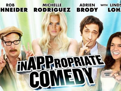 watch InAPPropriate Comedy streaming