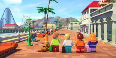 LEGO Scooby-Doo! Mystère sur la Plage STREAMING