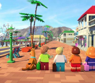 Lego Scooby-Doo! Blowout Beach Bash online