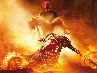 watch Ghost Rider streaming