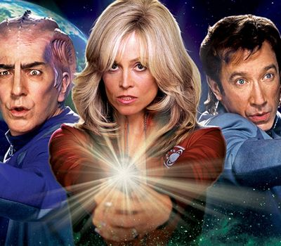 Galaxy Quest online