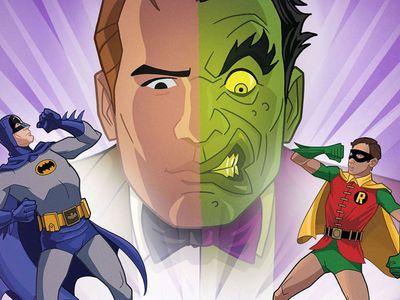 watch Batman vs. Two-Face streaming