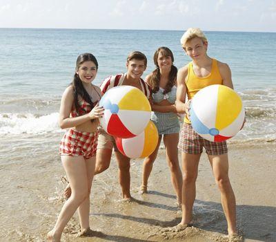 Teen Beach Movie online