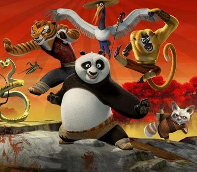 Kung Fu Panda: Secrets of the Furious Five online