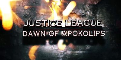 Justice League: Dawn of Apokolips STREAMING