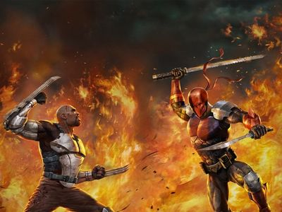 watch Deathstroke: Knights & Dragons - The Movie streaming