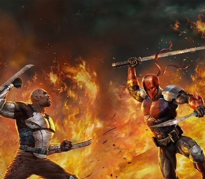 Deathstroke: Knights & Dragons - The Movie online