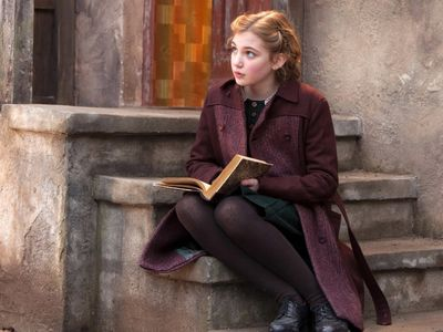watch The Book Thief streaming