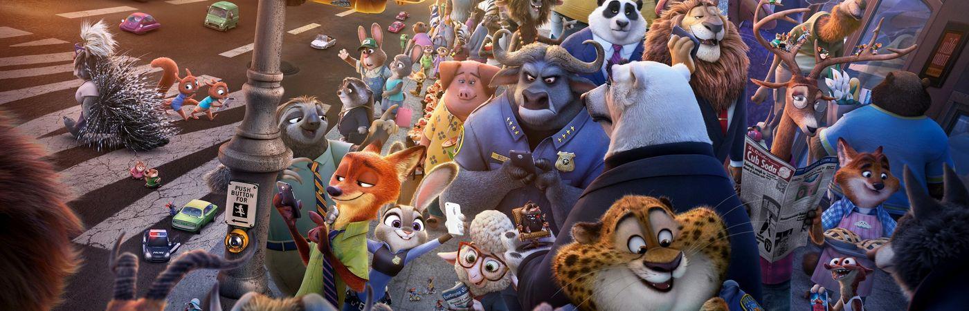 Voir film Zootopie en streaming
