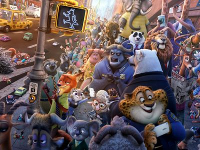 watch Zootopia streaming