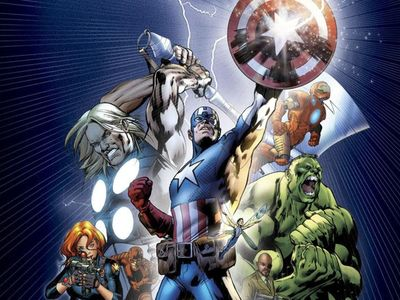 watch Ultimate Avengers: The Movie streaming