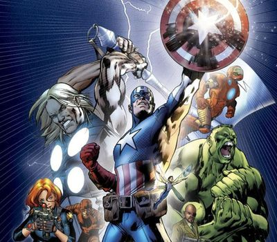 Ultimate Avengers: The Movie online
