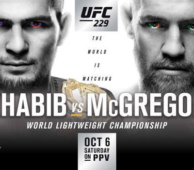 UFC 229: Khabib vs. McGregor online