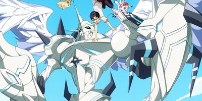 Digimon Adventure tri. 6: Notre avenir en streaming