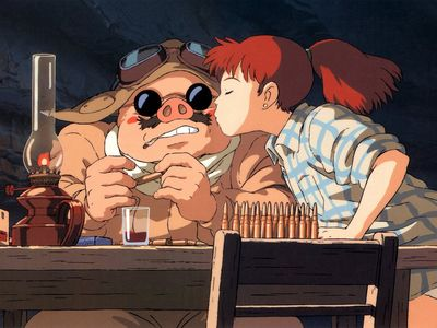 watch Porco Rosso streaming
