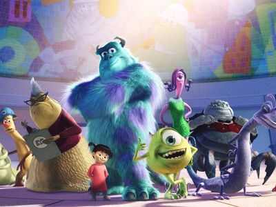 watch Monsters, Inc. streaming