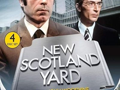 watch New Scotland Yard streaming