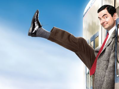 watch Mr. Bean's Holiday streaming