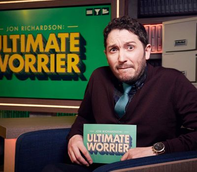 Jon Richardson: Ultimate Worrier online