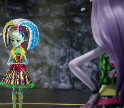 Monster High: Electrified online