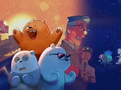 watch We Bare Bears: The Movie streaming