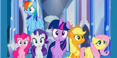 My Little Pony : Equestria Girls STREAMING