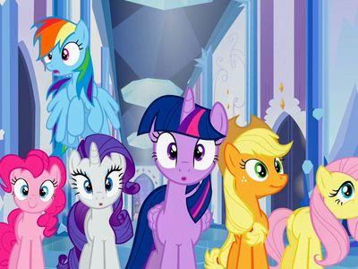 watch My Little Pony: Equestria Girls streaming