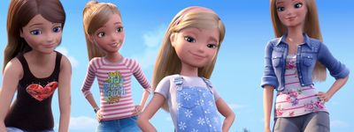 Barbie et ses sœurs : La grande aventure des chiots online