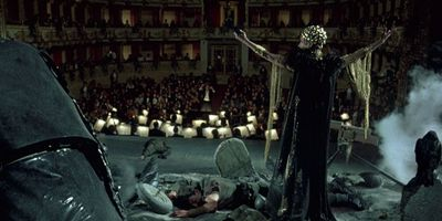 Terreur à l'opéra en streaming