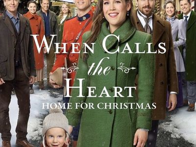 watch When Calls the Heart: Home for Christmas streaming