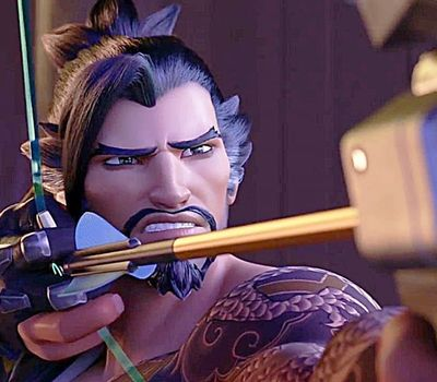Overwatch Animated Short: Dragons online