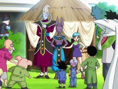 watch Dragon Ball Z: Battle of Gods streaming