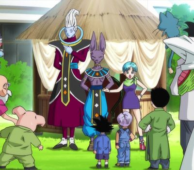 Dragon Ball Z: Battle of Gods online
