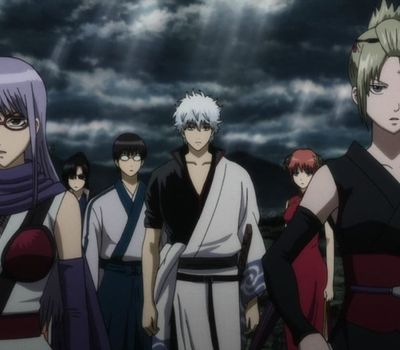 Gintama: The Final Chapter - Be Forever Yorozuya