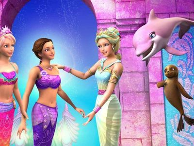 watch Barbie in A Mermaid Tale streaming