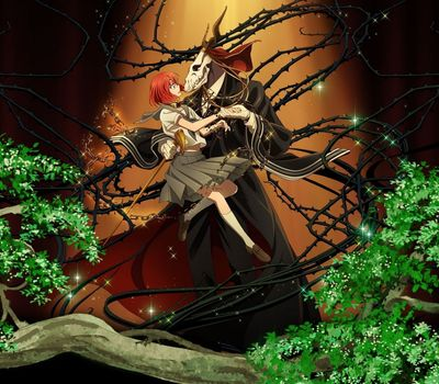 The Ancient Magus' Bride: Those Awaiting a Star online