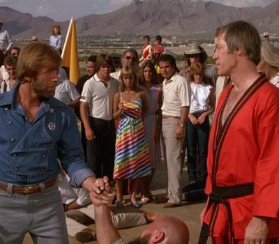 Lone Wolf McQuade online