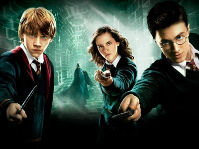 watch Harry Potter and the Order of the Phoenix streaming