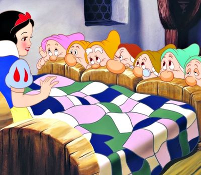 Snow White and the Seven Dwarfs online