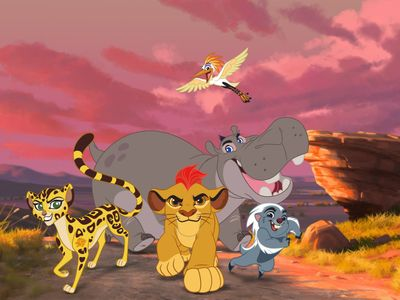 watch The Lion Guard: Return of the Roar streaming
