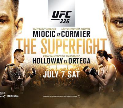 UFC 226: Miocic vs. Cormier online