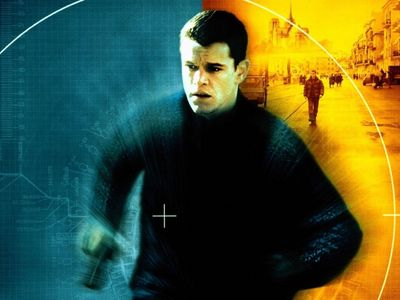 watch The Bourne Identity streaming