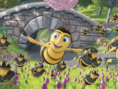 watch Bee Movie streaming