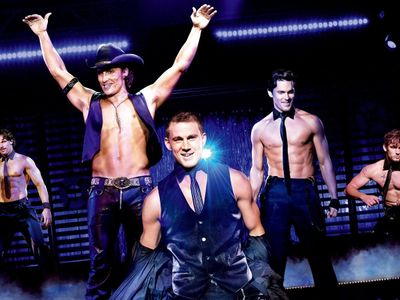 watch Magic Mike streaming